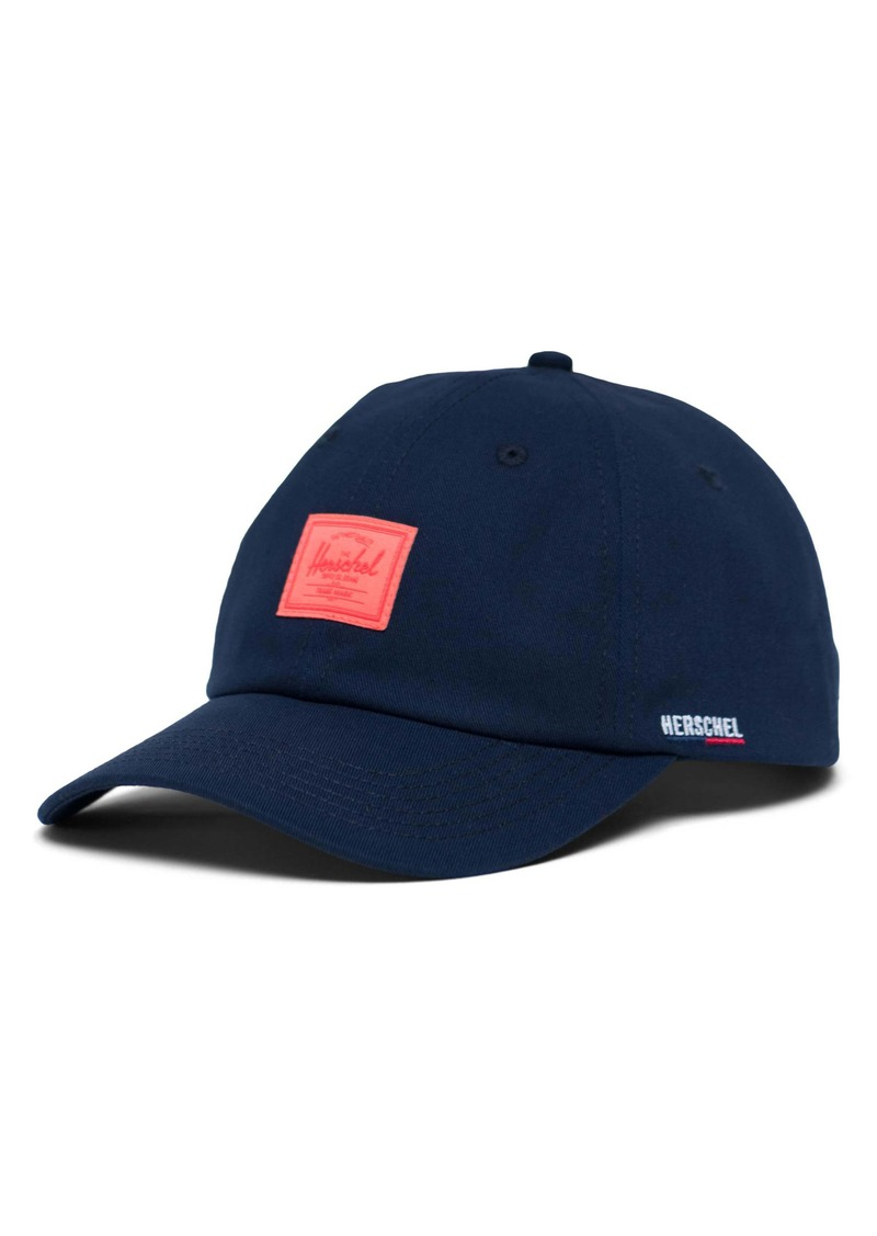 Herschel Supply Co. Mosby Curve Snapback Cap