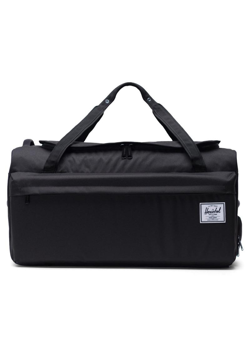 Herschel Supply Co. Outfitter 70-Liter Convertible Duffle Bag