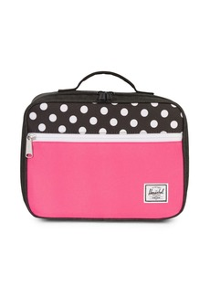 Herschel Supply Co. Polka Dot Pop Quiz Lunch Box