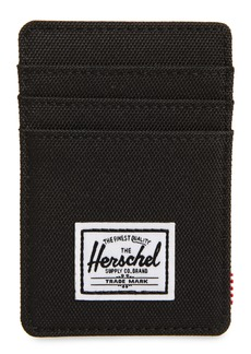 Herschel Supply Co. Raven Card Case