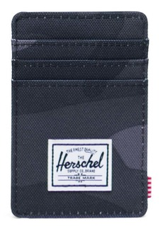 Herschel Supply Co. Raven Card Case