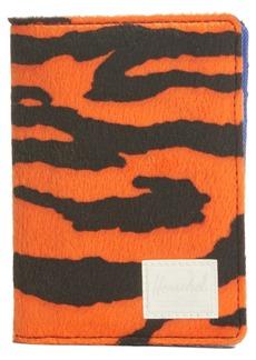 Herschel Supply Co. Raynor RFID Fleece Passport Case