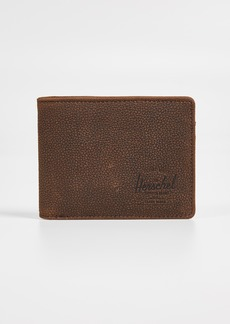 Herschel Supply Co. Roy Leather Wallet + Tile