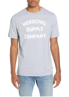 Herschel Supply Co. Stacked Logo T-Shirt