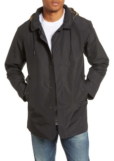 Herschel Supply Co. Stowaway Mac Coat