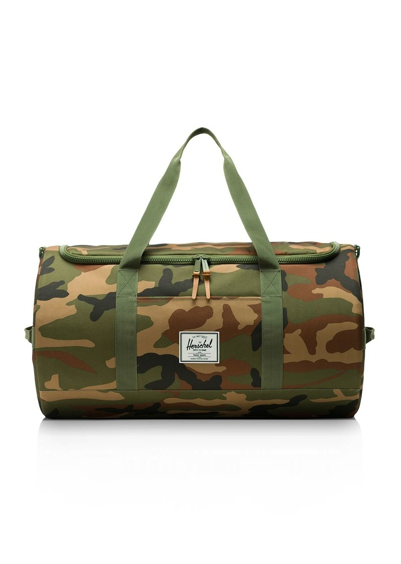 Herschel Supply Co. Sutton Camo Duffle Bag