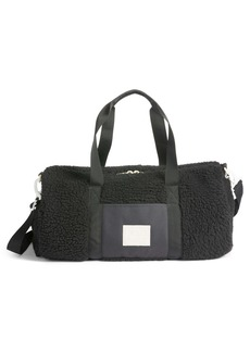 Herschel Supply Co. Herschel Supply Co Sutton Mid Volume Fleece Duffle Bag