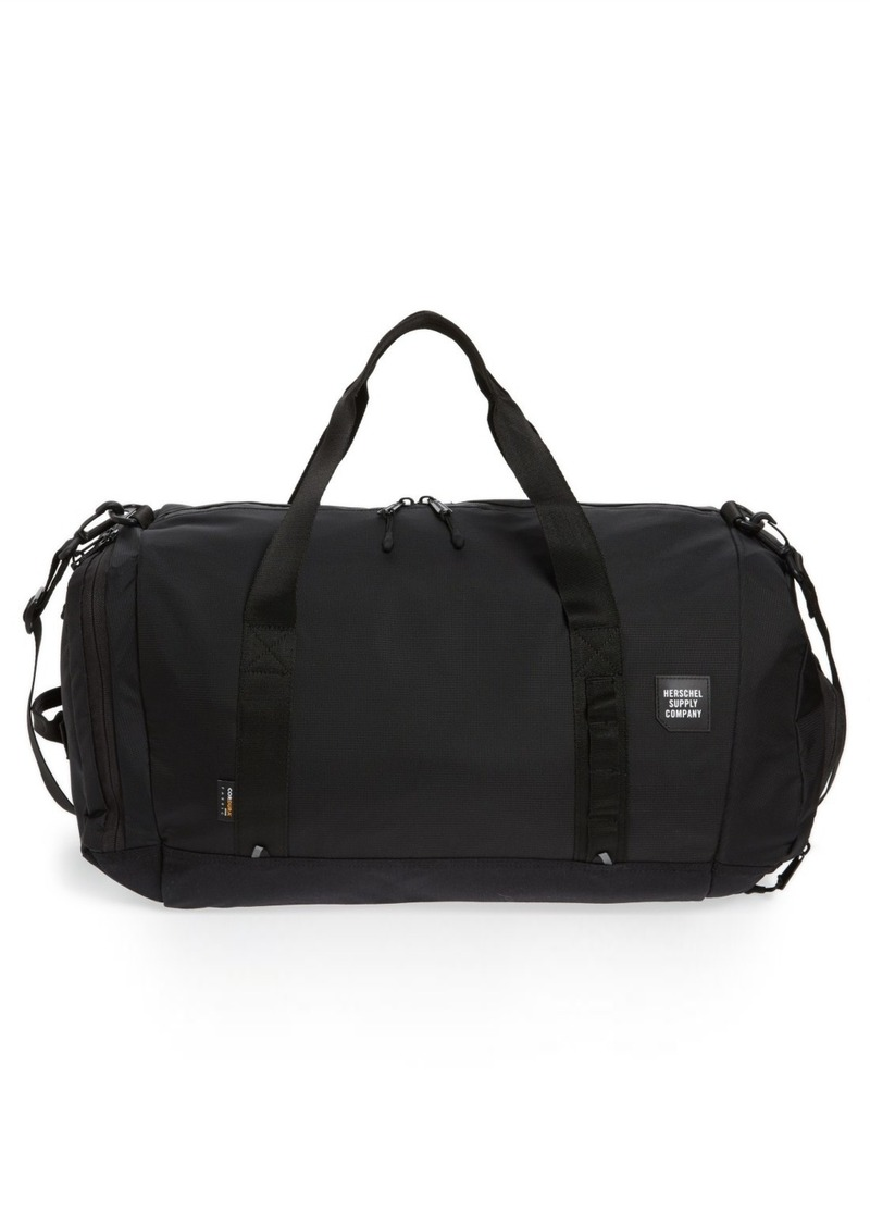 Herschel Supply Co Trail Gorge Water Resistant Duffel Bag Bags