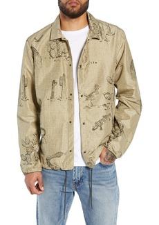 Herschel Supply Co. Voyage Coach's Jacket