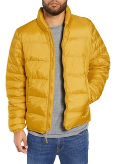 Herschel Supply Co. Water Resistant Featherless Puffer Jacket