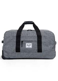 Herschel Supply Co. Wheelie Outfitter 24-Inch Duffel Bag