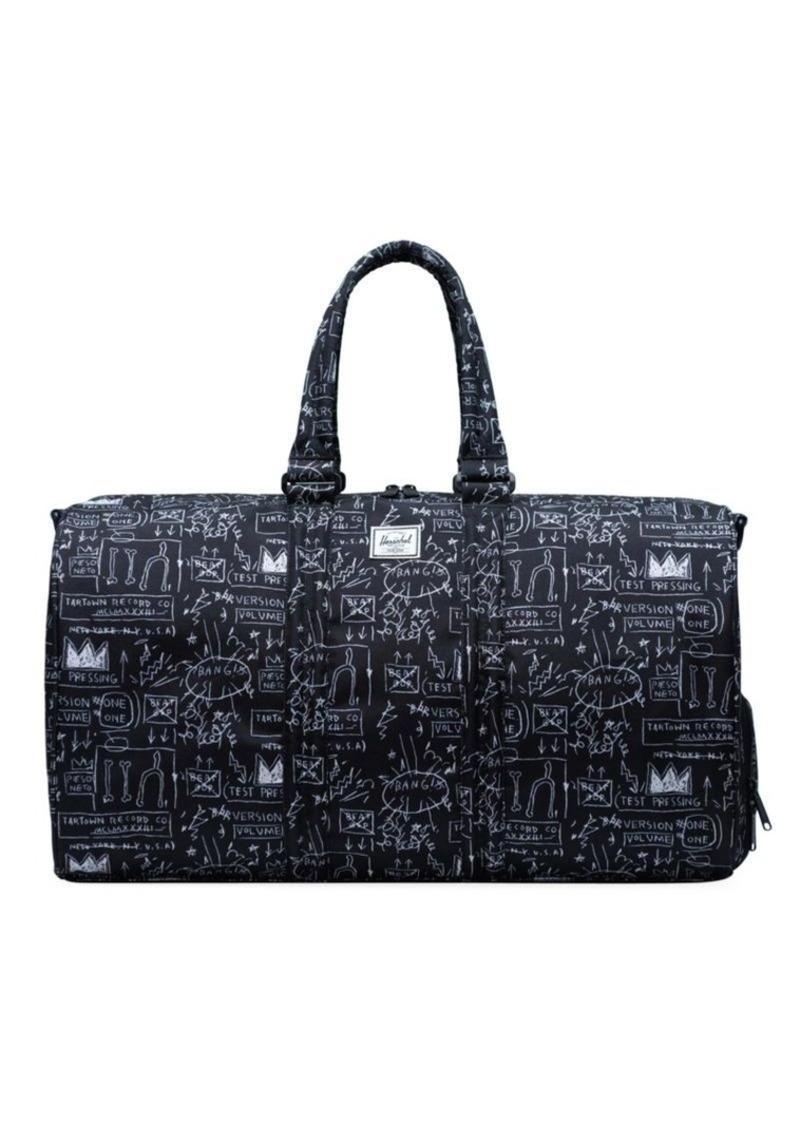 Herschel Supply Co. Jean-Michel Basquiat Classics Weekender Bag
