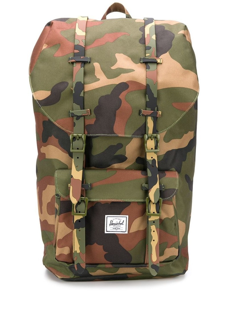 Herschel Supply Co. Little America camouflage print backpack