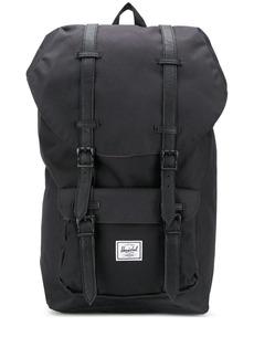 Herschel Supply Co. Little America logo patch backpack