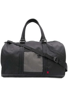 Herschel Supply Co. logo zipped luggage holdall