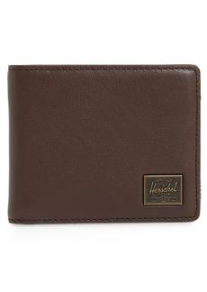 Herschel Supply Co. Men's Herschel Supply Co Hank Rfid Leather Wallet - Brown
