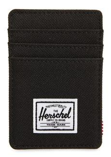 Men's Herschel Supply Co. Raven Card Case