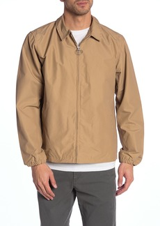 Herschel Supply Co. Mod Solid Water Resistant Zip Front Jacket