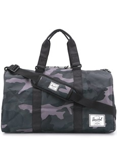 Herschel Supply Co. Novel camouflage print holdall