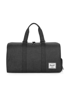Herschel Supply Co. Novel Cross Hatch Duffel Bag