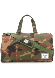Herschel Supply Co. Novel Duffle camouflage-print bag