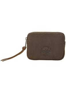 Herschel Supply Co. Oxford Pouch Leather RFID