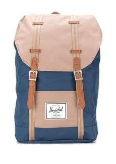 Herschel Supply Co. Retreat colour-block backpack