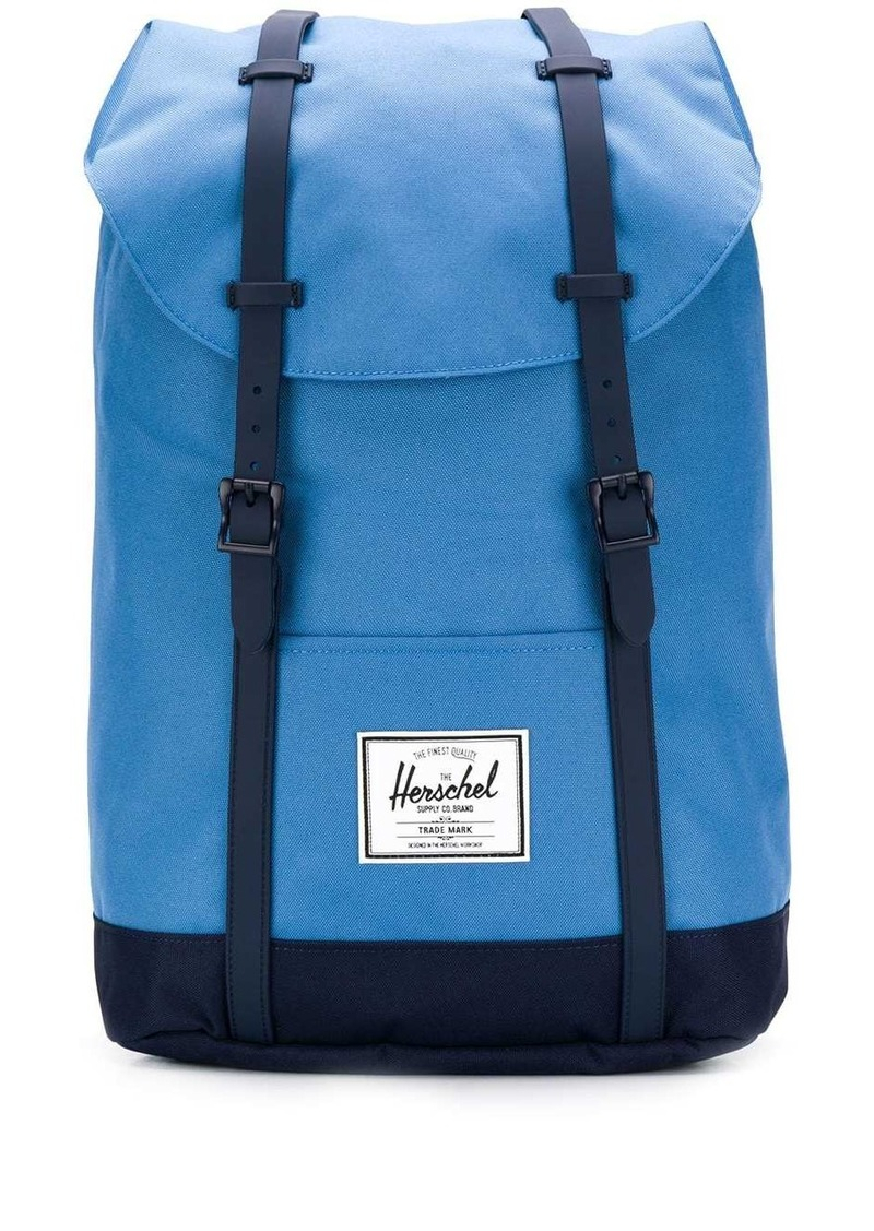 Herschel Supply Co. Retreat contrasting strap backpack