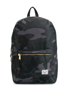 Herschel Supply Co. Settlement camouflage print backpack