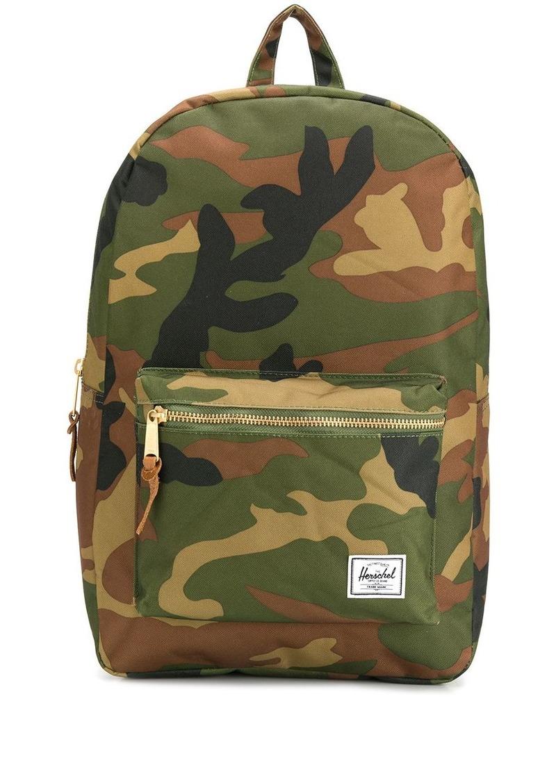 Herschel Supply Co. Settlement camouflage print backpack