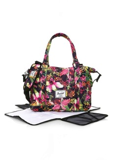 Herschel Supply Co. Strand Srout Floral Print Diaper Bag
