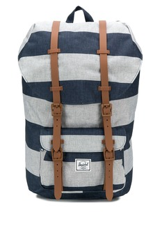Herschel Supply Co. striped Little America backpack