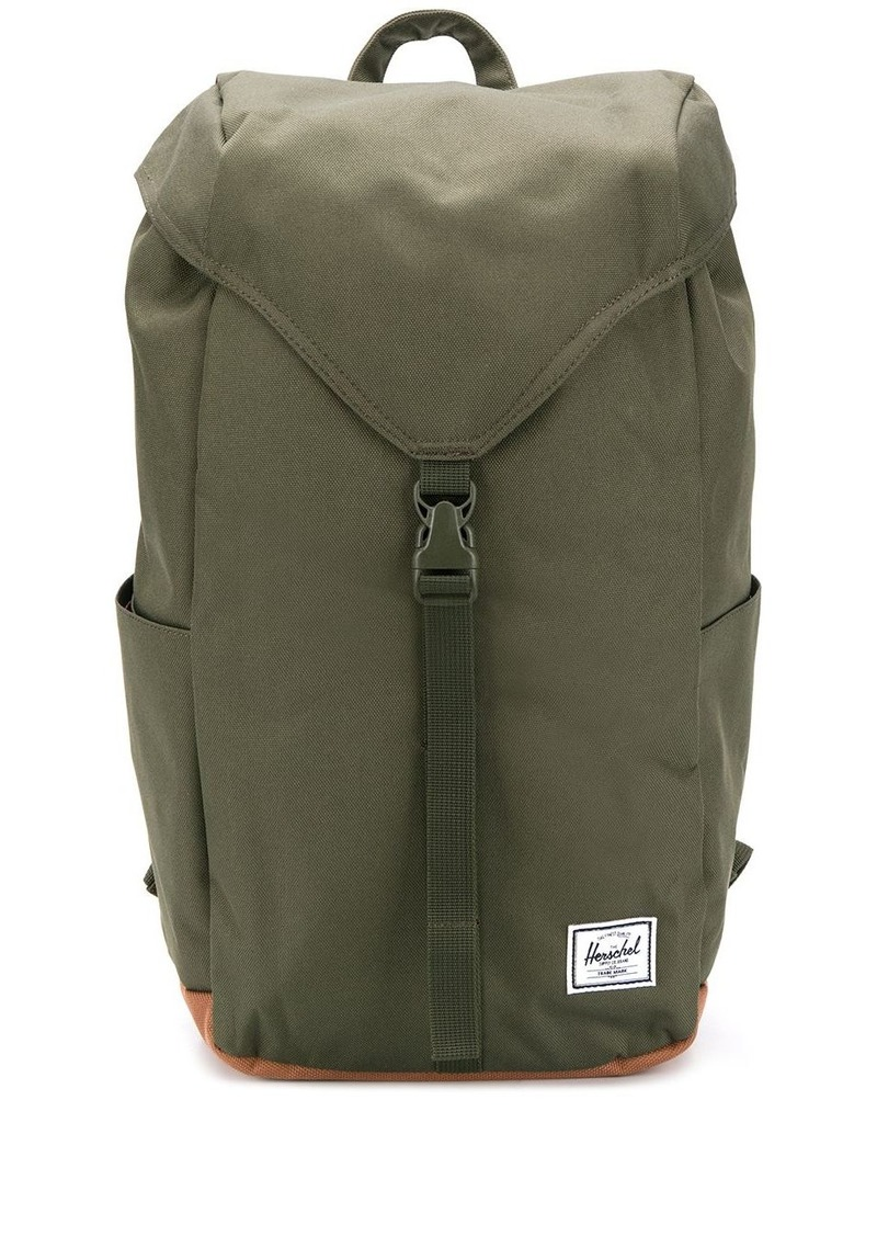 Herschel Supply Co. Thompson logo patch backpack