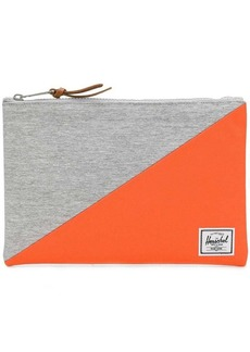 Herschel Supply Co. two-tone wash bag