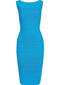 Herve Leger Hervé Léger Woman Bandage Dress Azure