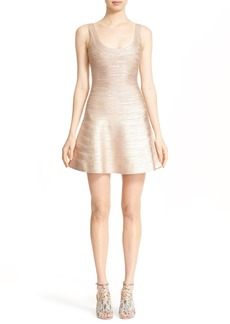 Herve Leger Bandage Tank Dress