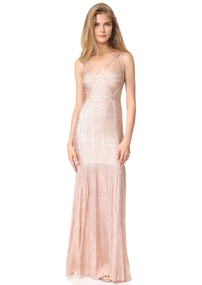 Herve Leger Herve Leger Sleeveless Dress   Dresses