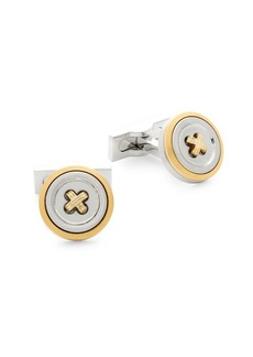 Hickey Freeman Button Cufflinks