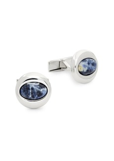 Hickey Freeman Classic Round Cufflinks