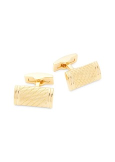 Hickey Freeman Classic Textured Cufflinks