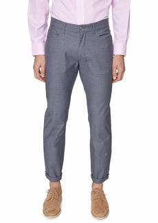Hickey Freeman 5 Pocket Commuter Pant Grey