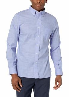 Hickey Freeman Button Down Regular Fit Shirt