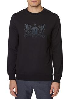 Hickey Freeman Crest Logo Sweatshirt