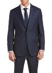 Hickey Freeman Hickey Freeman Beacon Wool Suit ...