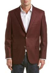 Hickey Freeman Hickey Freeman Milburn II Wool &...
