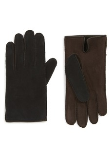 Hickey Freeman Leather Gloves