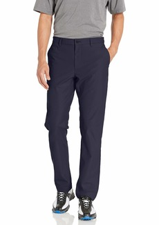 Hickey Freeman Men's Albatross Performance Flat Front Pant