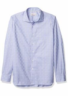 Hickey Freeman Men's Bleecker Button Down Shirt  3XL