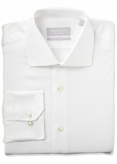 """Hickey Freeman Men's Contemporary Fitted Long Dress Shirt  16"""" Neck 34-35"""" Sleeve"""
