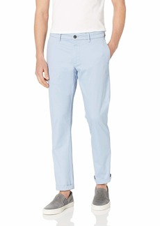 Hickey Freeman Men's Core Cotton Trouser